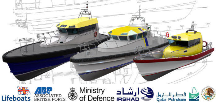 Multi Role Work Boat Designs