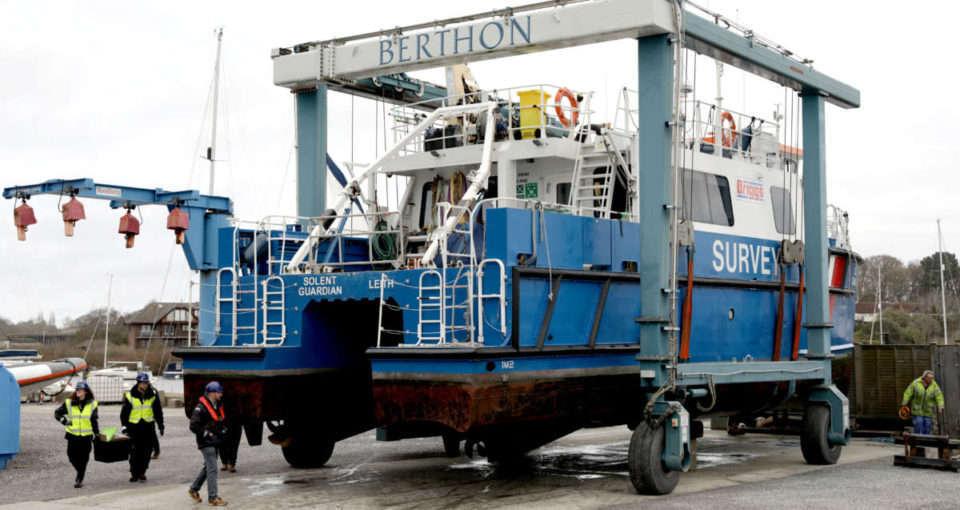Coastal Survey Vessel
