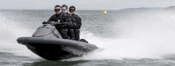 Tactical Personal Watercraft (TPWC)