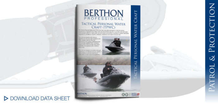 Tactical Personal Watercraft (TPWC) download data sheet