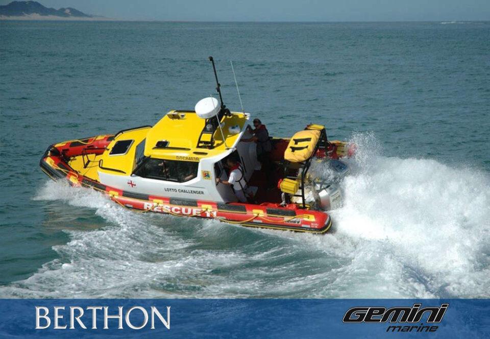 Gemini rescue RIB
