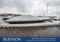 Berthon Lymington Marina acquisition of Versadock (MIPLtd)4