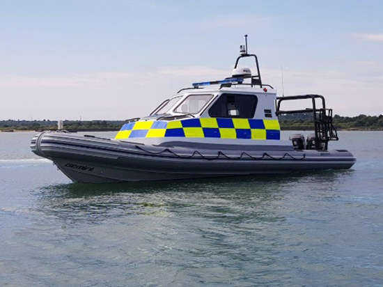 UK Marine Police Force
