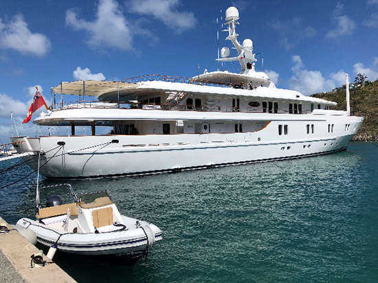 "Superyacht Adventures – ""Katherine"""