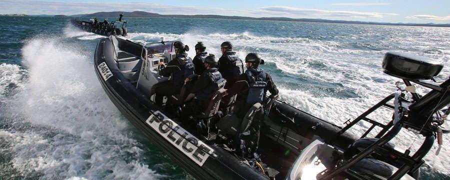 Gemini Patrol and Protection RIBs