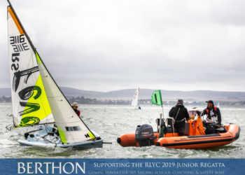 Berthon RIB Solutions loan a new Gemini Waverider 505 Sailing School Coaching & Safety Boat to the RLYC