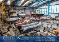 Berthon Rib Solutions Ltd has experienced a busy first 6 months as the newly appointed UK & Ireland Gemini RIB distributor 13