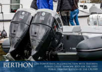 Cox Powertrain, in conjunction with Berthon Power chose Seawork 2019 for the first public demonstration of the CXO300 2