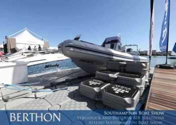 Southampton Boat Show 1