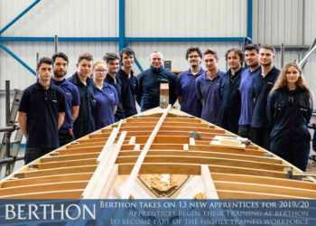 Berthon new Apprentices1
