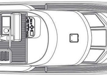 Belliure 60 Motor Yacht Layout 1