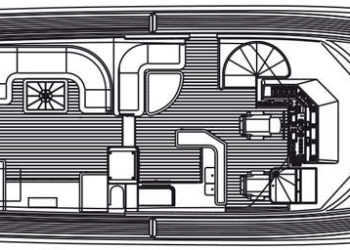 Belliure 60 Motor Yacht Layout 2
