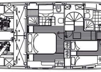 Belliure 60 Motor Yacht Layout 3