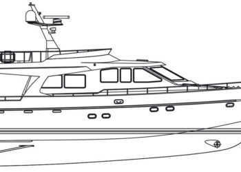 Belliure 60 Motor Yacht Layout 4