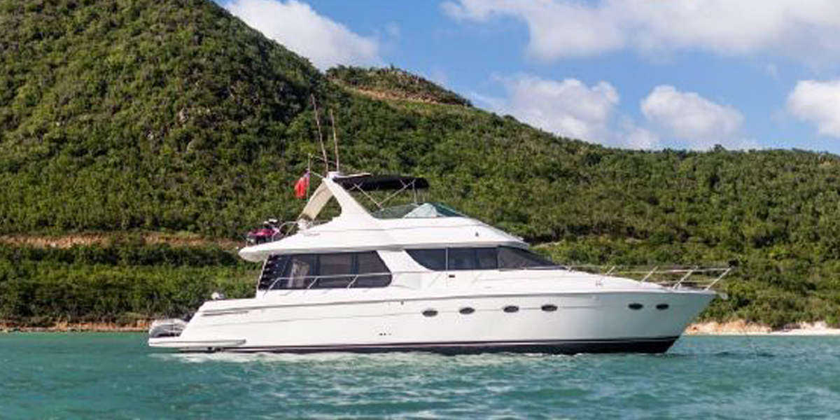 Carver 530 Voyager Pilothouse 1 Main