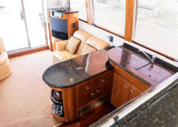 Carver 530 Voyager Pilothouse 17