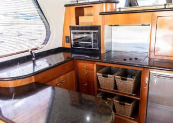 Carver 530 Voyager Pilothouse 20