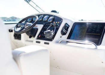 Carver 530 Voyager Pilothouse 45