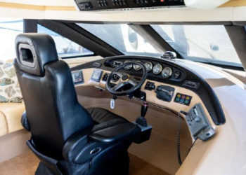Carver 530 Voyager Pilothouse 8
