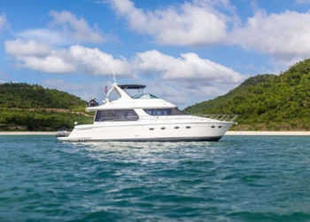 Carver 530 Voyager Pilothouse 91