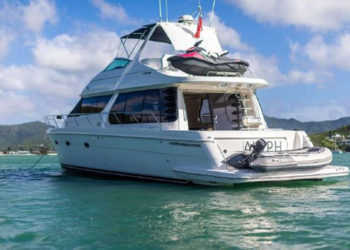 Carver 530 Voyager Pilothouse 95