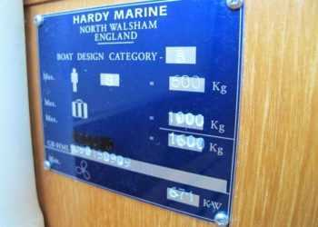 Hardy Commodore 42 48