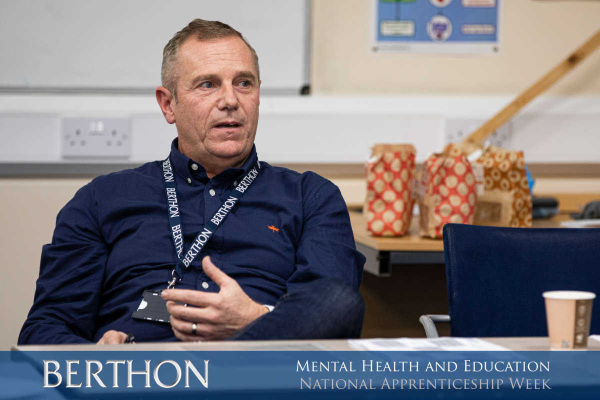 Mental Health and Education, National Aprenticeship Week