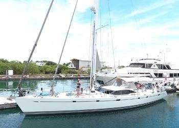 Oyster 72, CONSENSUS, Oyster Marine Ltd., Oyster 72