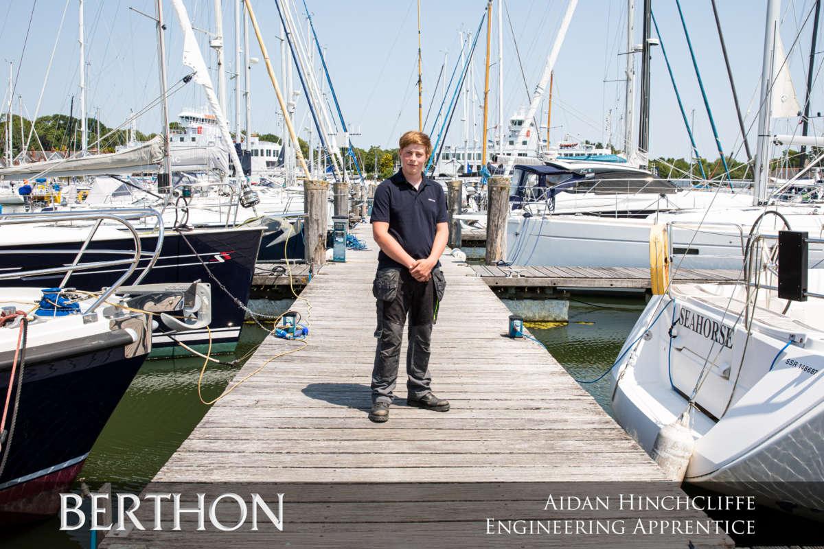 Aidan, Engineering Apprentice