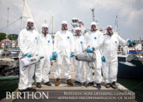 Berthon now offering clinically approved decontamination of boats – 5