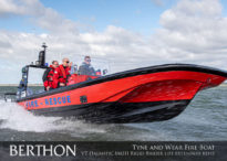 Tyne_and_Wear_Fire_Boat_VT_Halmatic _MkIII_Rigid_Raider_life_extension_refit_20
