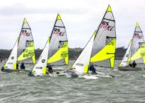 royal lymington yacht club gemini 505 sea trial RLYC