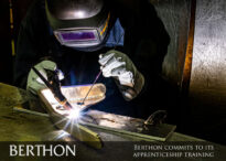 Berthon commits to its apprenticeship training 3