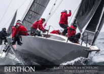 Ker 33 APHROS (ex ACHERON) – Delivered and with new owner – racing 2