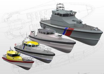 New Boat Designs