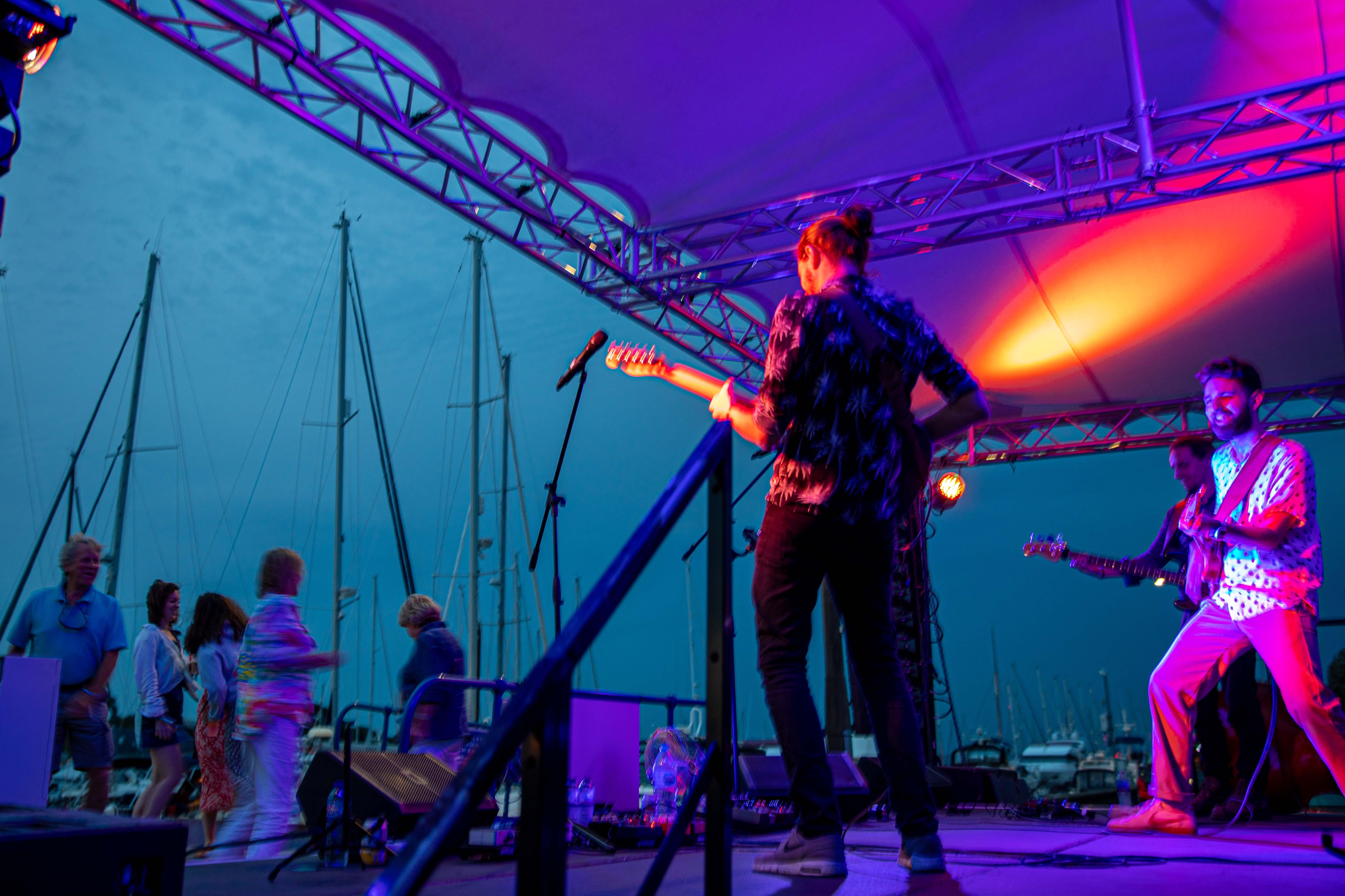 Music on the Marina 2021