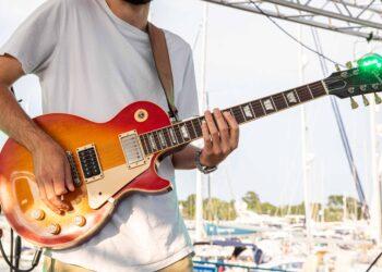 Music on the marina